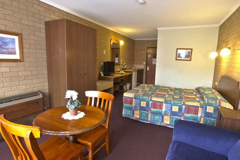 Queen Room - Goldterra Motor Inn Temora