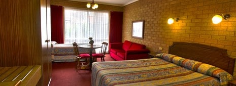 Twin Room Goldtera Motor Inn